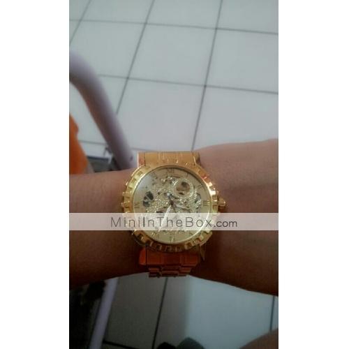 Mechanische winner horloge