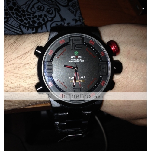 weide sports watch instructions