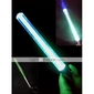 mini Lightsabre LED-nyckelring (4 * AG3)