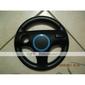 Racing Steering Wheel for Wii/Wii U (Black)