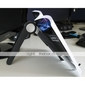 Portable Folding Mount for iPad Air 2 iPad Air iPad mini 3 iPad mini 2 iPad mini iPad 4/3/2/1 (Black)