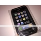 Silicone Protective Case for iPhone 3G/3GS (Black)