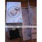 motionplus adaptateur pour Wii / Wii u télécommande (noir)