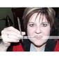 2-en-1 lápiz táctil bola de bolígrafo para iPad, libro de jugadas, Xoom, P1000 y raya (plata)