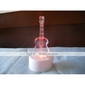 Charming Guitar Shaped Colorful LED Night Light (3xAG13)