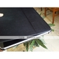 Microfiber Cover + Stand for iPad
