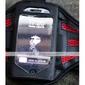 아이폰4/아이터치4 프리미엄 스포츠 팔밴드 - 레드