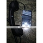 High Quality Special Telephone Handset with Voice Buttons for iPhone Black