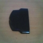 Replacement Battery Cover for PSP Slim/2000 (Black)