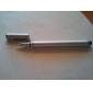 Kosketusnäytön stylus-kynä kuulakärkikynällä iPadille, iPhoneille, Playbookille, Xoomille, P1000:lle (hopea)