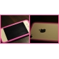 Diamond Effect Protective Screen Guard with Cleaning Cloth for Apple iPhone 4 2PCS