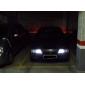 t10 1.5W 9x5050 SMD LED à lumière blanche pour lampe ampoule voiture tournant signal de 2-pack)