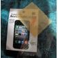 Displayschutzfolie + Reinigungstuch für iphone 4