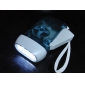 3-LED Dynamo Battery-free Flashlight