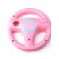 Racing Wheel Controller for Wii/Wii U(Pink)