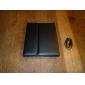 PU Leder Hülle für iPad 2, mit integrierter kabelloser Bluetooth Tastatur