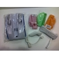 Carcasas de Protección de Silicona para el Control y Nunchuk de la Wii - Colores Aleatorios
