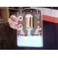 wärmeempfindlichen Farbwechsel Küchenarmatur Licht (aus Kunststoff, verchromt)