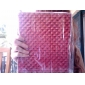 Stylish Shining Square-pattern Magnet Protective Case for iPad 2/3/4