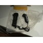 2-in-1 MotionPlus Remote Controller and Nunchuk + Case for Wii/Wii U (Black)