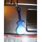 em forma de guitarra chaveiro abridor de garrafa (cor aleatória)