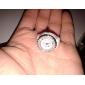 élégante montre ronde bague de cas