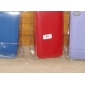 Premium PU Leather Case for iPhone 4 (3-Pack)