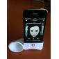 titular altifalante de corneta suporte para iphone 4 (branco)