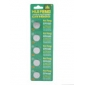 CR1620 3V Hochleistungs-Lithium-Knopfzellen (5-Pack)
