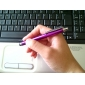 Stylus Touch Pen For iPad, iPhone and iPod Touch (Purple)