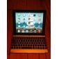 Tastiera QWERTY Wireless, in alluminio, ultra-sottile, per iPad2 e per il Nuovo iPad