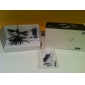 i-Helikopter med Gyro Kontrol til iPhone/iPad/iPod Touch (sort)