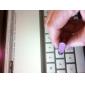 방진 플러그 아이 패드와 아이폰을위한 터치 스크린 스타일러스 펜 (보라색)
