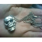 Charming Necklace Watch (Skull)