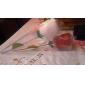 romantique rose mini-serviette en forme (couleur aléatoire)