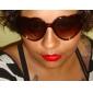 koera 스타일의 PU 가죽 밴드 패션 귀여운 학생 여자의 손목 시계 - 블랙