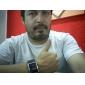 Мужские светодиодные часы с силиконовым ремешком