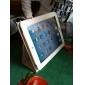 Case de Pele Dura + Suporte para Apple iPad (Branco)