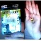 мини брелок USB читатель 2.0 тс MicroSD карты (оранжевый)