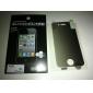 Protector de Tela e Pano de Limpeza para iPhone 4 e 4S