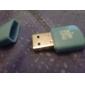 todo-en-1 mini usb lector de tarjetas micro sd (color al azar)