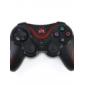 Bezprzewodowy dual shock kontroler do PS3 (czerwony)