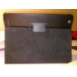 PU Leather Case Cover with Stand for iPad 2/3/4 (Black)