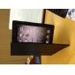 Etui de Protection en Cuir PU + Support pour iPad 2 - Noir