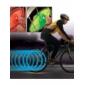 Lampe LED de Sécurité pour Vélo CEG453, Ensemble de 2 Pièces