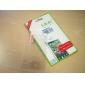 laadukas näyttö suojelija kanssa puhdistusliina iPhone 4S