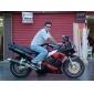 puissance du faisceau dirigé avertissement de sécurité à vélo lampe clignotante