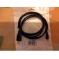 Micro HDMI V1.3 to HDMI V1.3 M/M Cable (2M)