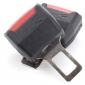 araba emniyet kemeri kilit tokası (siyah, 2-paket)