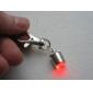 flashling led pendentif collier de chien
